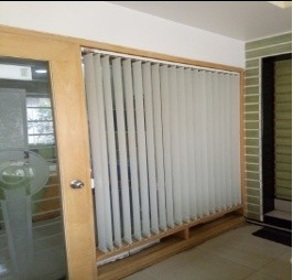 Vertical Blinds SL VB-111 TO  SL VB-116