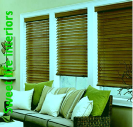 Wooden Venetian Blinds 11 TO 20 ( 50MM )